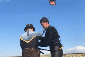 Kitesurf priveles